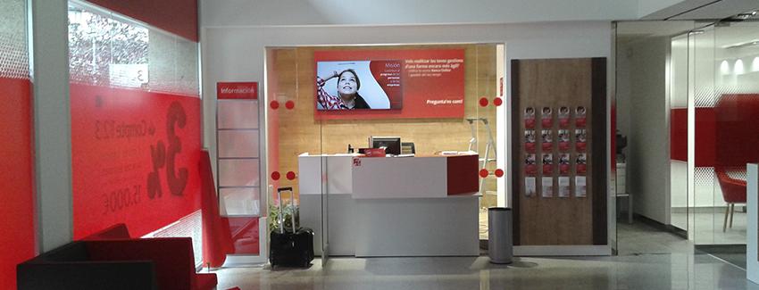 Santander espa a inaugura las nuevas oficinas smart red for Oficinas banco santander salamanca